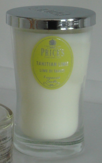 Price`s Candle Tahitian Lime
