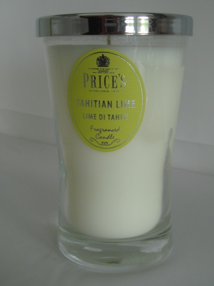 Price`s Candle Fig & Anise