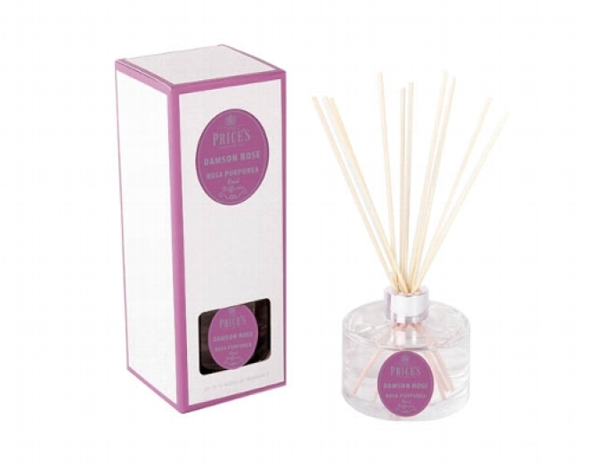 Price`s Diffuser Damson Rose 250ml