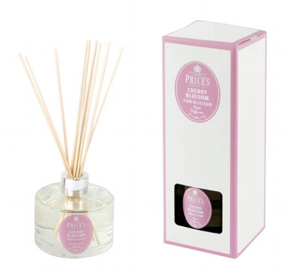 Price`s Diffuser Cherry Blossom 250ml